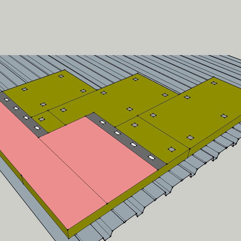 isolation laine de roche des toitures terrasses toitures plates basaltwool laine de roche. Black Bedroom Furniture Sets. Home Design Ideas
